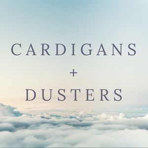 Accessories - Cardigans + Dusters